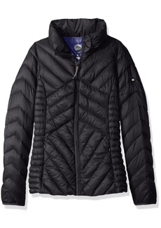 Jones New York Women's Sport Short Packable Down Jacket