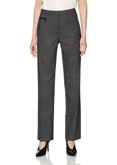Jones New York Women's Sydney Pant W/Exposed Zip