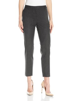 Jones New York Women's Washable Suiting Grace Ankle Pant