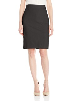 Jones New York Women's Washable Suiting Pencil Skirt