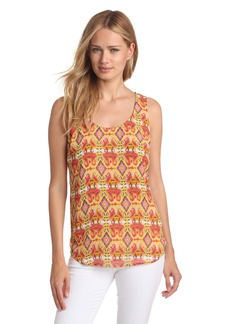Jones New York Women's Woven Tank