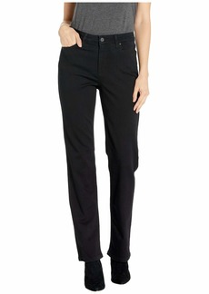 Jones New York Lexington Straight Denim in Onyx Wash