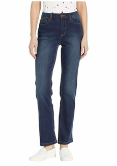 Jones New York Lexington Straight in Indigo Wash