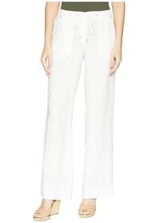 Jones New York Linen Easy Pants