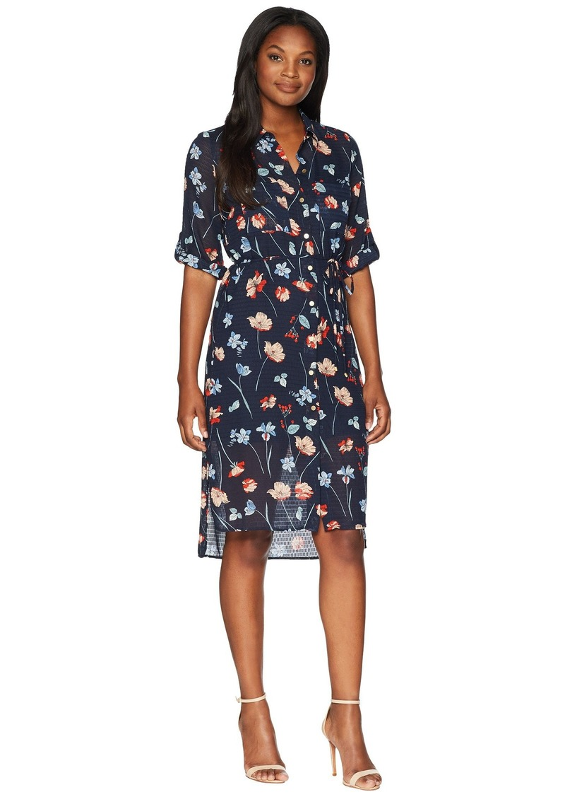 cc41fea5e6c Jones New York Printed Floral Shirtdress | Dresses
