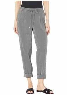 Jones New York Pull-On Cuffed Pants