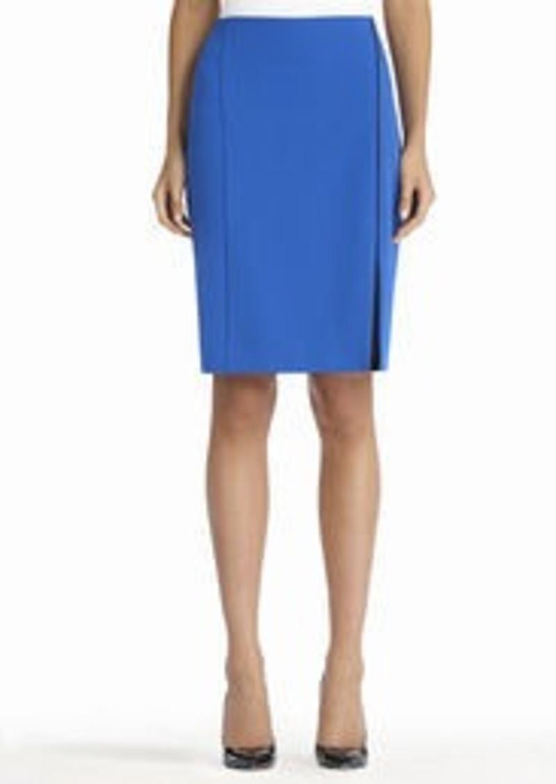 Jones New York Side Slit Pencil Skirt