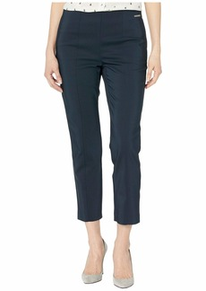Jones New York Slim Pull-On w/ Pintucks