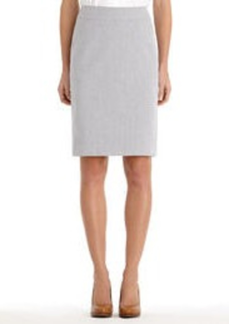 Jones New York The Lucy Seersucker Pencil Skirt