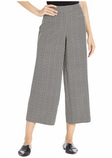 Jones New York Welt Pocket Culotte Pants