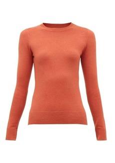 JoosTricot Cotton-blend crewneck sweater