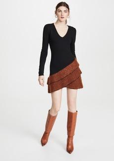 JoosTricot Long Sleeve Mini Dress