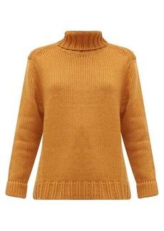 JoosTricot Roll-neck wool-blend sweater