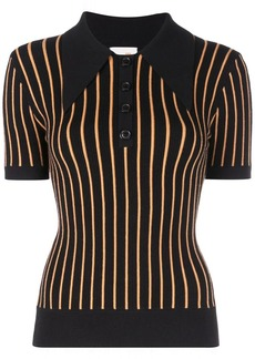 JoosTricot striped polo shirt