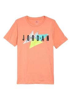Boy's Jordan Kids' Geo Flight Graphic Tee
