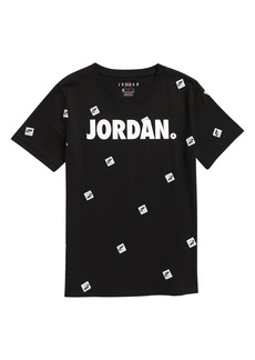 Boy's Nike Jordan Kids' Post It Up Graphic Tee