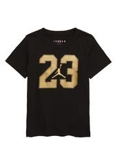 Jordan 23 Ball Graphic T-Shirt (Little Boys)