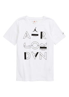 Jordan Air Jordan Stencil Graphic T-Shirt (Big Boys)