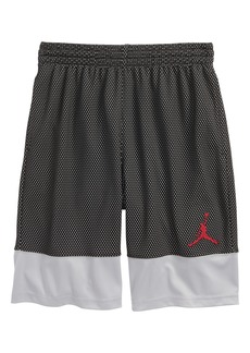 Jordan AJ 90s D2 Mesh Shorts (Big Boys)
