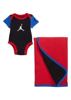 Jordan AJ11 Bodysuit & Blanket Set
