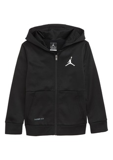 Jordan Alpha Therma Full Zip Hoodie (Toddler Boys & Little Boys)