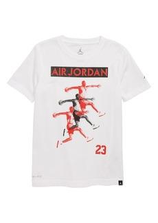 Jordan Basketball T-Shirt (Big Boys)