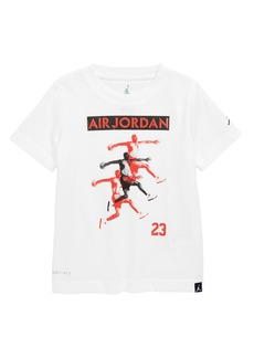 Jordan Basketball T-Shirt (Toddler Boys & Little Boys)