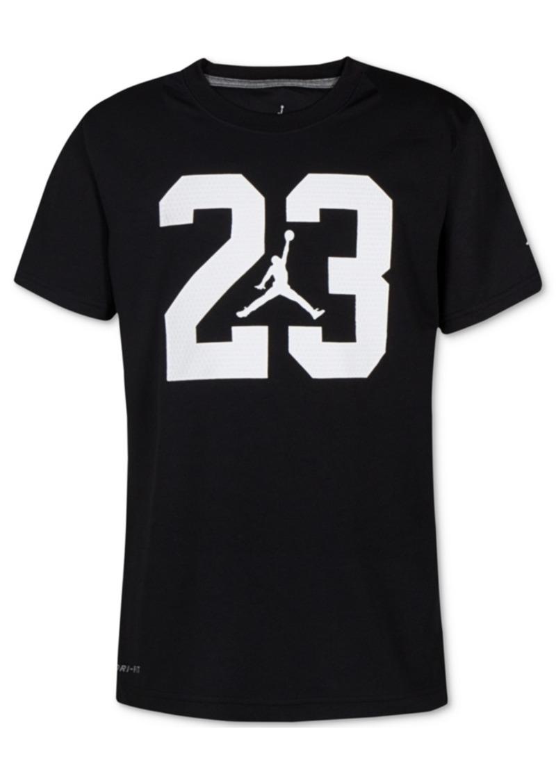 c43dd2f610 Jordan Jordan Little Boys 23-Print T-Shirt | Tshirts