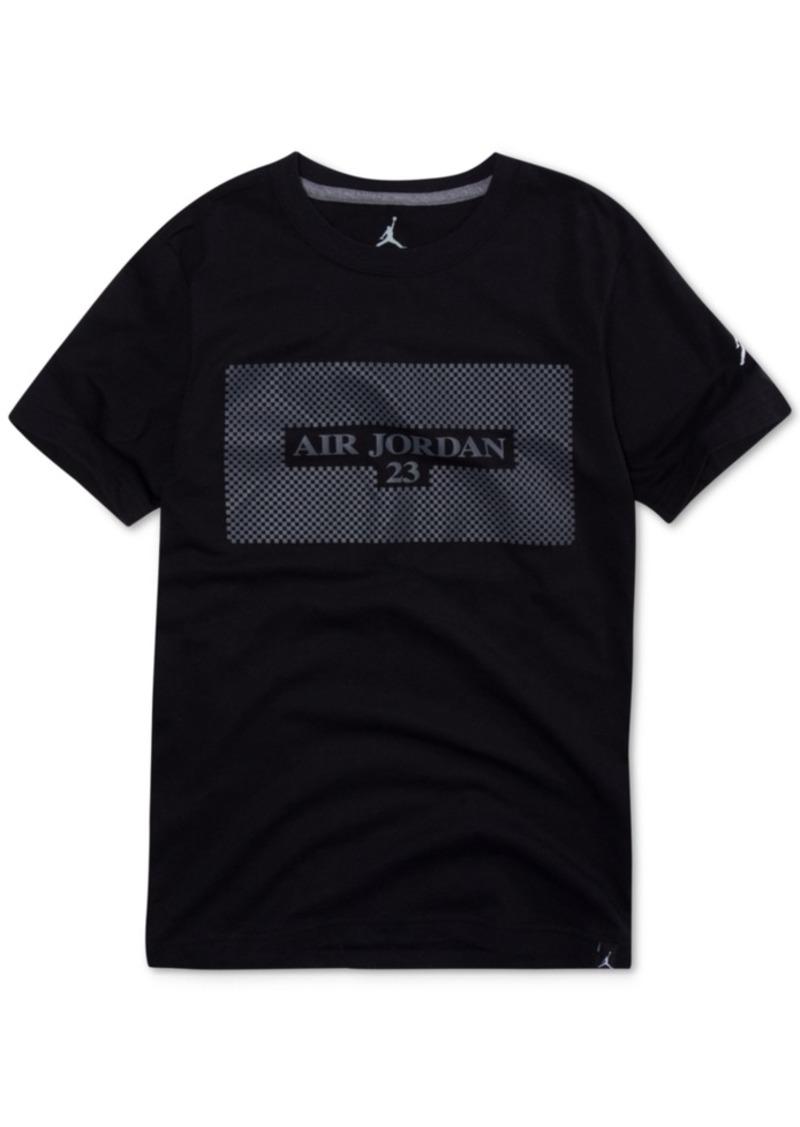 46cdecbe3e83 Jordan Jordan Little Boys Graphic-Print Cotton T-Shirt