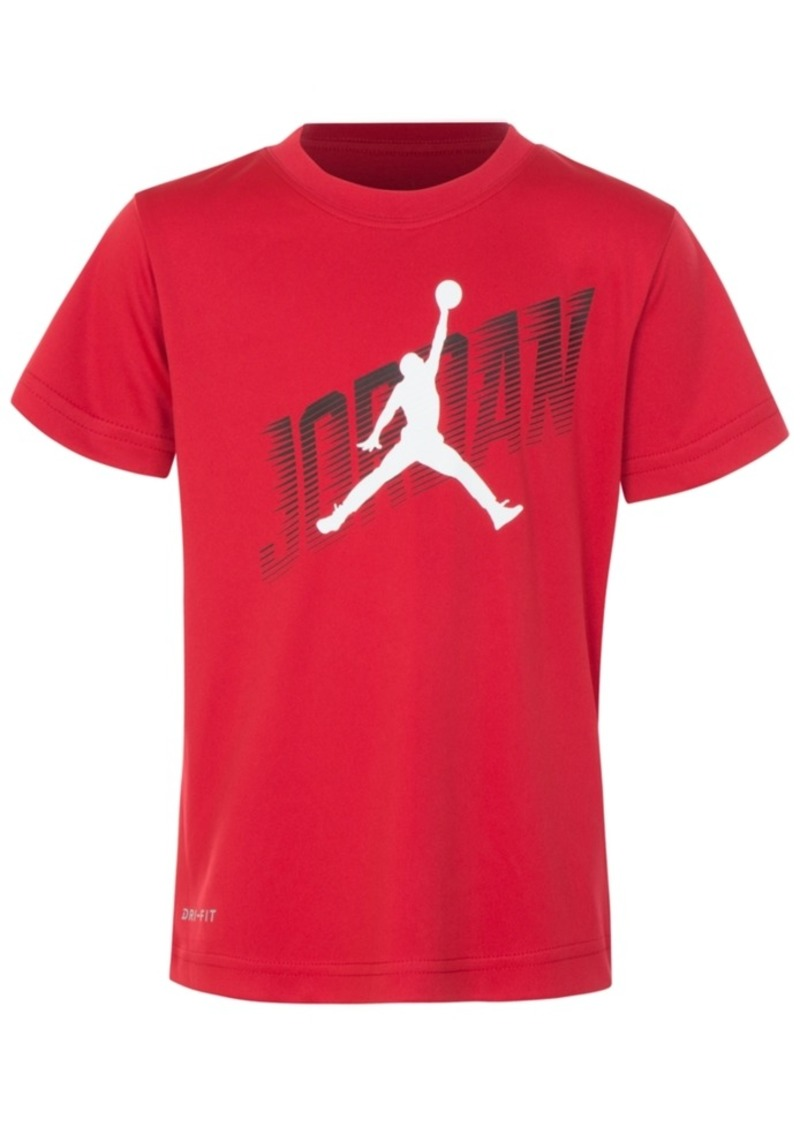e7b399c01eb Jordan Jordan Little Boys Graphic-Print T-Shirt