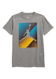 Jordan Box Spray Graphic T-Shirt (Big Boys)