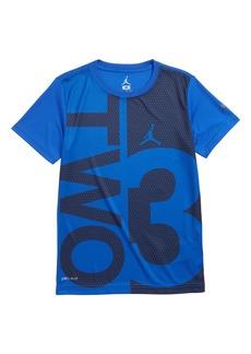 Jordan Choose Sides T-Shirt (Big Boy)