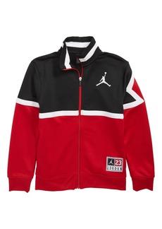 Jordan Diamon Colorblock Zip Jacket (Big Boys)
