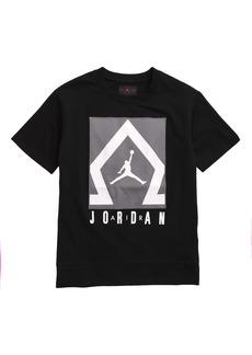 Jordan Diamond Shooter Patch T-Shirt (Little Boys)