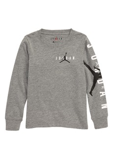 Jordan Dual Long Sleeve T-Shirt (Toddler Boys & Little Boys)