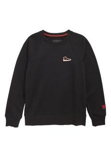 Jordan Emblem Crew Air Sweatshirt (Big Boys)