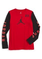 Jordan Flight 23 Graphic T-Shirt (Big Boys)