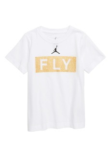 Jordan Fly Graphic T-Shirt (Toddler Boys & Little Boys)
