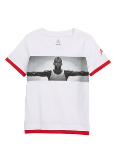 Jordan Free Throw Fly T-Shirt (Big Boys)