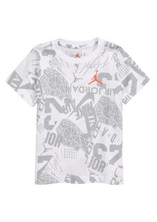 Jordan Future of Flight Graphic T-Shirt (Toddler Boys & Little Boys)