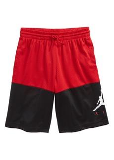 Jordan Jumpman Air Mesh Shorts (Big Boys)
