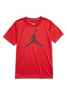 Jordan Jumpman Dry Logo Graphic T-Shirt (Big Boys)