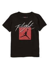 Jordan Jumpman Flight Graphic T-Shirt (Toddler Boys)