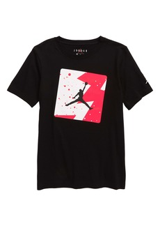 Jordan Jumpman Graphic Cotton Tee (Big Boy)