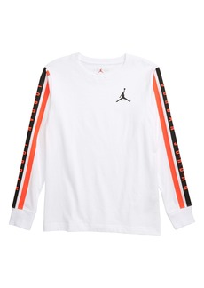 Jordan Jumpman HBR Long Sleeve T-Shirt (Big Boys)