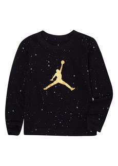 Jordan Jumpman Logo Speckle T-Shirt (Toddler Boys & Little Boys)