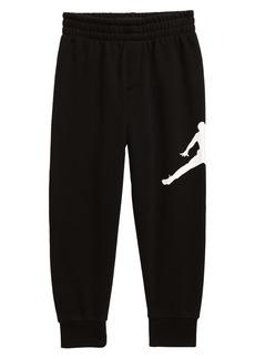 Jordan Jumpman Logo Sweatpants (Little Boys)