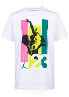 Jordan Little Boys 23-Print Cotton T-Shirt