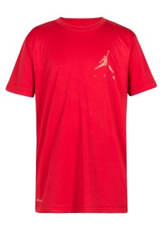 Jordan Little Boys Air Ball-Print T-Shirt