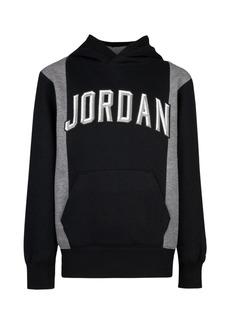 Jordan Little Boys Arc Pull-Over Hooded Sweatshirt